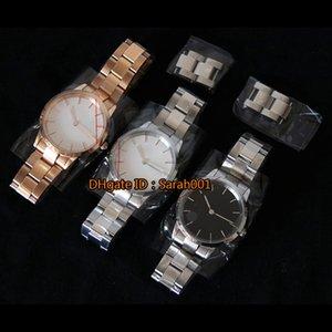 İyi Sürüm 36mm Bayan Lüks Tasarımcı Saatler Erkekler İzle Paslanmaz Çelik Relojes de lujo para hombre 2019 Yeni Tasarım