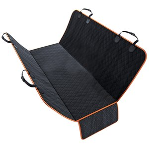Portable Pet Dog Car Seat Carrier Cover Rear Back Blanket Mat Non-Slip Folding Cushion Mat for Dogs Folding Blankets Pet Product