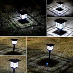 2020 HOT vente extérieure LED solaire Pilier Lumière pour Walkway, Patio, Night Street Hot Éclairage de haute qualité