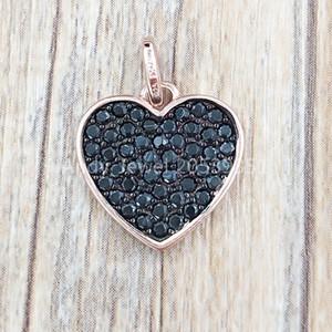 Authentic 925 Sterling Silver pendants Colgante Motif De Plata Vermeil Fits European bear bear Jewelry Style Gift 414934510