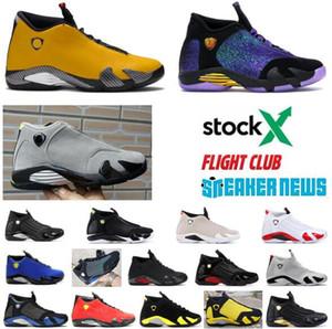 14s Jumpman Basketball SE Black Thunder Candy Cane 14 Herren-Basketball-Schuhe Trainer Bred UNC 14s Sport-Turnschuhe Größe 13 mit dem Kasten