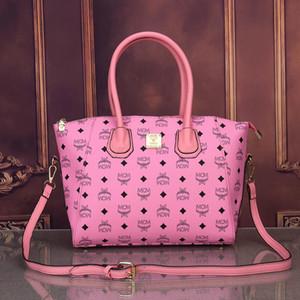 5A alta qulity diseñador clásico bolsos para mujer flor damas compuesto tote PU cuero embrague bolsos de hombro monedero femenino con etiqueta de la cartera 47