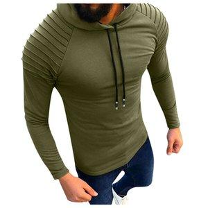 Sweat-shirt Homme 2019 hoodies Marque Homme manches longues hommes à capuche Noir Plein lit grande taille poleron hombre hombre sudaderas