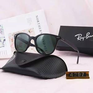 occhiali da sole firmati donne polarizzate occhiali da sole lenti di protezione UV400 eyeware moda des lunettes de soleil con custodia in pelle di vendita al dettaglio, ecc