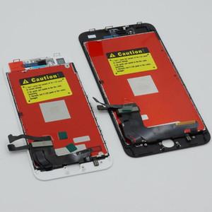 LCD العادية للحصول على 7 / 6S / 6/8 زائد الجمعية عالية الجودة شاشة استبدال شاشات الكريستال السائل الشاشة مع الإطار مع أجزاء صغيرة REPALCEMENT أجزاء