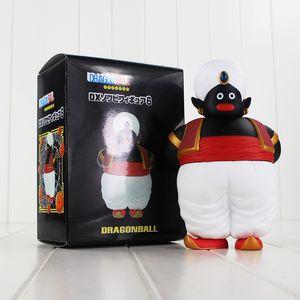Figura de acción de 1pcs 22CM caliente animado Dragon Ball Mr. Popo PVC Colección Modelo muñeca de juguete envío Y191105
