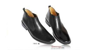 Merkmak Men Dress Shoes 2019 New Autumn Brogue Footwear British Style Casual Leather Shoes Men Wedding Flats Plus Size 46