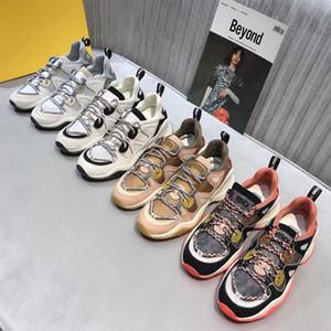 Año de diseño de lujo 2020New Venta lujo de las mujeres Fútbol zapatillas de deporte de la manera de Triple S de los zapatos corrientes del papá clásico Zapatos Plat forma de trabajo al aire libre Tra