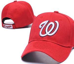 2020 chapéu Nationals W gorras Fãs Snapback Boné Casquettes Marca desconto Sports Baseball Moda Cap ajustável 01