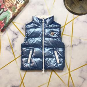 Kleidung-Kind-Baby-Mädchenkleidung doudoune Kinder Winterjacke Baby snowsuit Retro Kontrastfarbene Jacke freies Verschiffen Verkauf