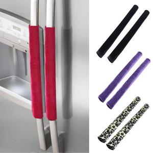 Maniglia frigorifero porte di protezione Soft Cover Cucina Frigo coperture della maniglia Frigorifero maniglia del manicotto protettivo per Gocciola Smudges