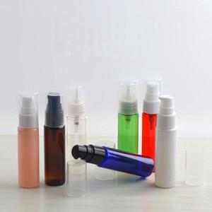 Las botellas de 30 ml de líquido desinfectantes para manos gel de jabón de espuma recargables de formación de espuma de la botella de PET tarro en Clear exprimido botella de la mano dispensador del desinfectante