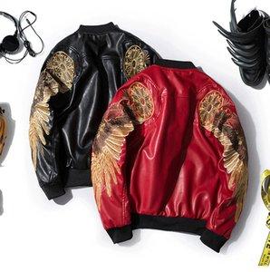 Men's Eagle Embroidery Casual jackets sportswear Fashion Windbreaker Marks Zipper Hoodies Coats Outwear Men's North Jacket Tags