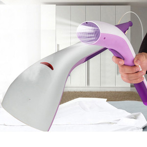 FREE SHIPPING 1000W Handheld Garment Steamer Mini Hot Clothes Steam Brush Iron Home Electric Iron Ironing Machine