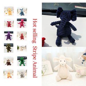 Animaux en peluche Poupée Jouets grande taille 9,8 « / 11,8 » / 15,7' Animaux Zoo peluche jouets poupée meilleurs cadeaux pour les jouets d'anniversaire