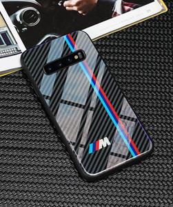 Envío gratuito caja del teléfono templado de vidrio para Samsung Galaxy S10 Plus E para Audi RS SLINE Ford Mustang AMG para el iphone 11 pro max VW Golf BMW