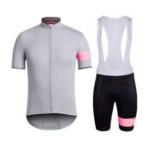 Maillot à bretelles cyclisme maillot cycliste RAPHA team sets 2019 Eté Vêtement Vélo Homme Maillot Ciclismo Sportswear U40109
