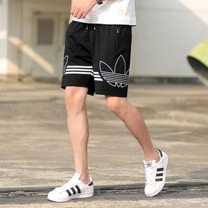 Clover Mens Verão Designer Shorts Casual Marca Praia Shorts Jogger Pants Men Underwear Board Shorts Imprimir Luxo Verão Lazer Wear 0326