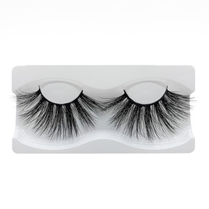 E Series Super long 25MM 3D Eyelashes 100 Percent Real Mink Multi-layer Extension Manual Soft Skin friendly Super long Long and Thick
