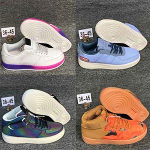 Nouveau Hommes Démon Caméléon réfléchissant Chaussures de course Femmes en plein air Skateboard Casual Chaussures 07 Chaussures Designer Sport Sneakers