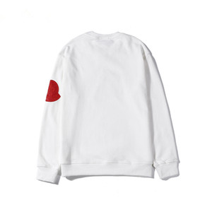 Fashion brand monclêr couple classic jacket men women luxury coat high quality pullover tops selling Europe-America top designer sweatshirts