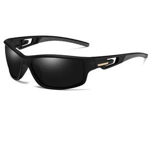 Lunettes de soleil polarisées Classic Brand Design Lunettes de soleil de conduite pour hommes Lunettes de vision nocturne Lunettes de soleil UV400 pour hommes Oculos de sol HD