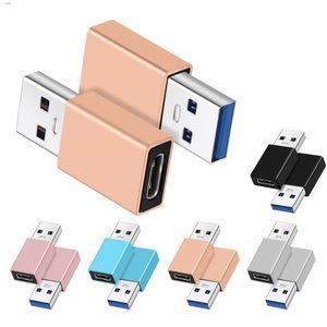 Tip C Kadın OTG Adaptör Dönüştürücü Kablo Adaptörü For Type-c Nexus 5x 6p OnePlus 3 2 USB-C Veri Şarj USB Erkek