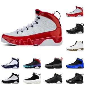 air retro jordan 9  Gym vermelho Sonho isso, faça isso UNC LA Bred Space Jam Antracite formadores 9 esportes tamanho da sapatilha 7-13