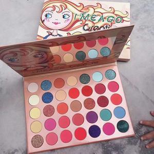 IMEAGO Creations Eye Makeup Matte Eyeshadow Palette 32 35 40 48 colors Preseed Pigment Smoky Eye Shadow Palette 5 Styles