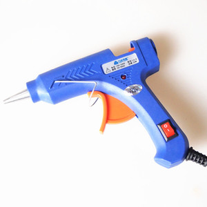 20W Hot Melt Glue Gun colla stick industriale Mini Guns Thermo Electric Heat temperatura Strumento