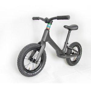 2020 Pedal-az Bisiklet karbon Çocuklar Bisiklet için 2 ~ 6 Yaşında Çocuklar, çocuk karbon bisiklet 2.3kg için tam bisiklet