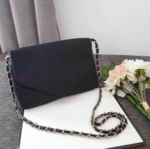 2020 New Fashio designer sequins storage bag for phone wallet Organizer logoe pattern Envelope crossbody chain bag Luxury Organizer VIP