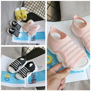 hot summer girls sandals 2020 new Children shoes beach sandals soft bottom non-slip casual girls shoes sandals