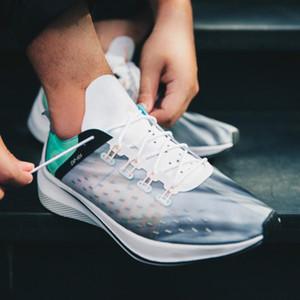 WMNS EXP-X14 Reaccionar Zapatos oro gris transpirable zapatos para correr cómodo para la mejor calidad de los hombres formadoras zapatillas deportivas