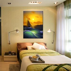 Хуа Туо Парусная живопись 60 x 90см OSR-160305