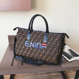 Grande Viagem Multifunction Sports bolsa das mulheres dos homens de alta qualidade Bandoleira Sacos de bagagem da mala de viagem ao ar livre Casual