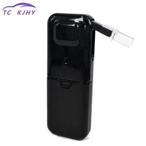 2018 Digital Tester breathalyzer alcolica Meter Detector Red retroilluminazione LCD Alcohol Tester Mini Gadgets