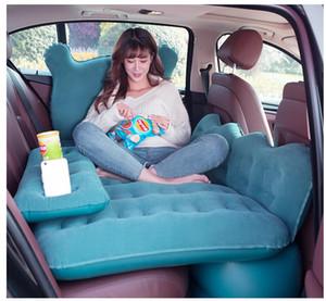 Factory Outlet Outdoor voiture gonflable Voyage Lit d'air de voiture lit SUV voiture arrière Sleeping Mat