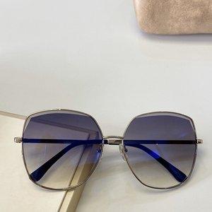 4682 Fashion Square Negro Gafas de sol Negro Gris Hombres 60mm Lentes de sol Gafas Sombras nuevo con la caja