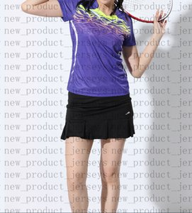 23 Badminton indossare coppia 45 modelli 32 T-Shirt 613 maniche corte 25 stampe abbinate a colori ad asciugatura rapida non sbiadite tennis da tavolo 35 abbigliamento sportivo