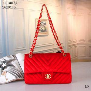 kostenlos Mailing Männer und Frauen Mode Qualität klassische Damen Clutch Bag Messenger Taschen gesteppt Gürteltasche Umhängetaschen Großverkäufe der Fabrik