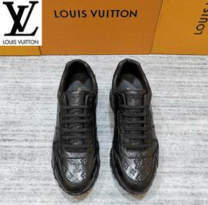 Chenfei2 G6UH Resmi web sitesi sıcak satış avangard eğilim spor Erkekler Elbise Sneakers Loafers Makosenler Toka Dantel-Ups Boots Sandalet