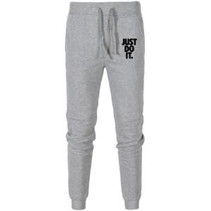 2019 Nuevos Hombres Joggers Marca Pantalones Masculinos Pantalones Casuales Pantalones de Chándal Hombres Gimnasio Músculo Algodón Fitness Entrenamiento hip hop Pantalones Elásticos