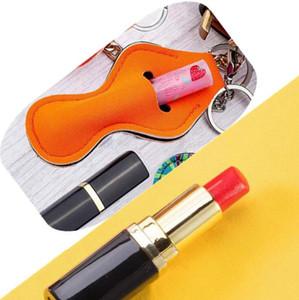 Прохладный Chapstick держатель Талреп брелок неопрена Chapstick держатель Keychain для спичек шеи и запястья талреп