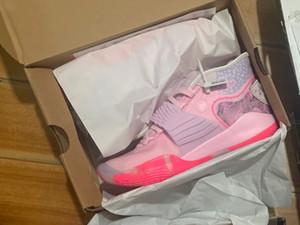 2020 новый KD 12 What The Tet Pearl Pink Kevin Durant XII баскетбольная обувь для мужчин 12s Kd12 дизайнерские Крылья спортивные кроссовки Size7-12 без коробки