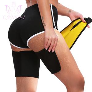 Sauna Sweat Thigh Trimmer Lanfei Belt Women Neoprene Compress Gym Workout Shapers Emagreching Corset Weight Loss Modeling Strap