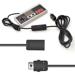 Game Extension Cable 3M 1.8M wire Game Extender Cord for Nintendo SNES Classic Mini controller for NES Wii controller