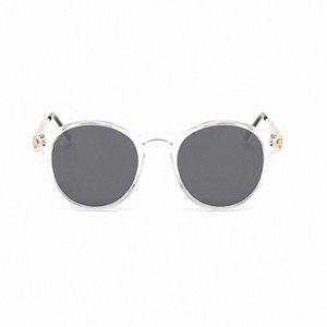 2ST Retro Runde Sonnenbrille Damen Herren Metall Radfahren Protektoren einen.Kreislauf.durchmachenweinlese-Eye Wear für Outdoor WHShopping ZySR #