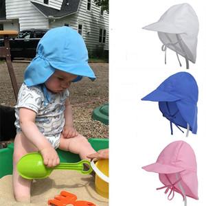 2019 Sandbeac Hat Kids Boys Topee Cap Unisex Baby Cartoon Print Bucket Sun Hat Floral Children Summer Panama Caps Baby Girls Fisherman Straw