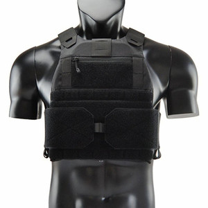 Outdoor tactical Delustered FCSK 2.0 Low Profile Plate Carriers Ranger Green Airsoft CQB CQC airsoft Hunting vest